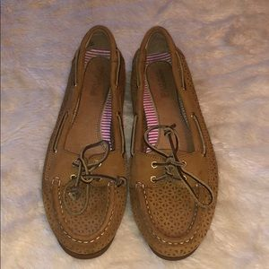 Sperry's Knot Boat Shoes